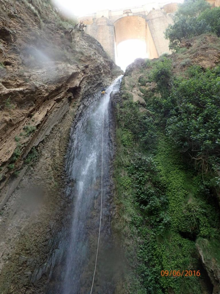 Barranco Tajo de Ronda