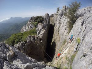 Via Ferrata Benalauria